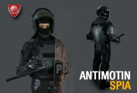 Equipo ANTIMOTIN SPIA St